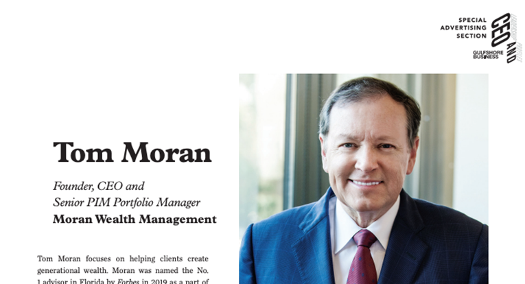 Tom Moran Top CEO