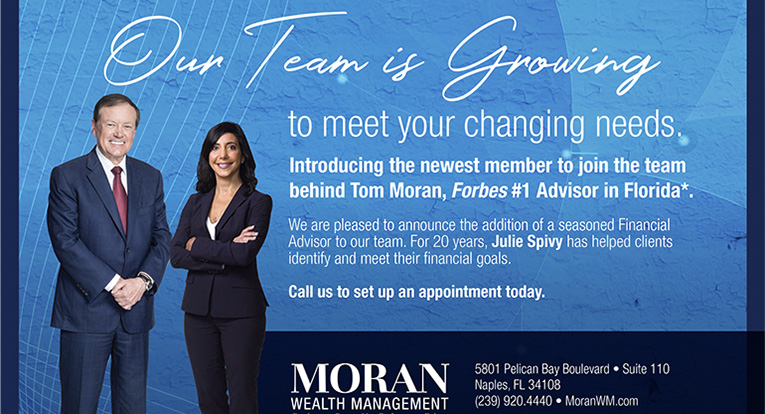 Julie Spivy Joins Moran Team